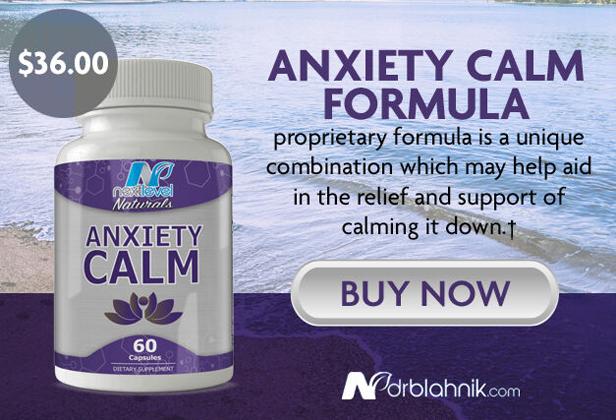 Anxiety Calm Formula