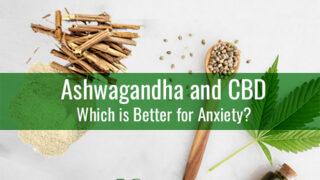 Ashwagandha and CBD