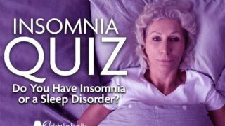 Insomnia Quiz Sleep Disorder