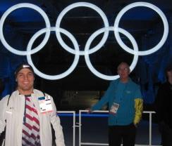 dr emmett blahnik at olympics